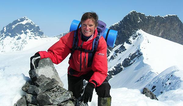 Eva Dagrunn, LTs fjellfører