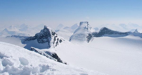 Utsikt mot Storebjørn