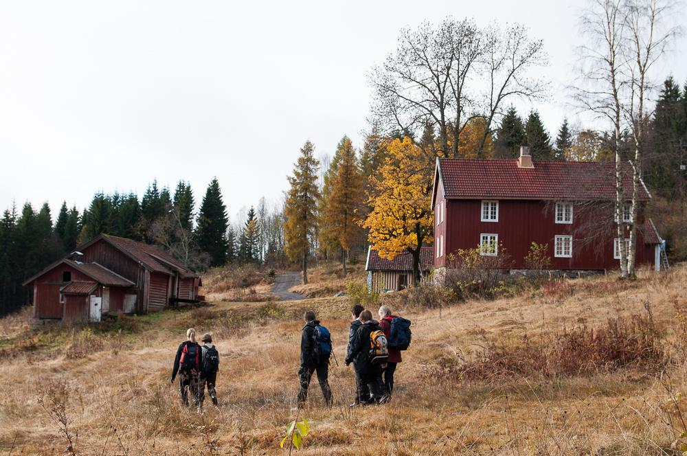 Ved Liggern. Foto: Rine Grue Carlsen