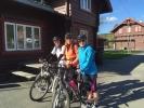 Start på Kjelsås stasjon (Foto: Hanne Lyssand)