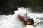 Bølgeridning 2 (Foto: Sjoa Rafting)