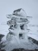 Varde i vinterskrud (Avd. for høyprosa) (Foto: Vigdis Thoengen)