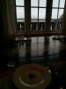 Frokost med utsikt: Det er ikke hver dag en ser snaufjellet fra frokostbordet. E