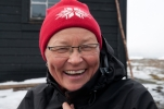 Sjefen - Jofrid (Foto: Rine Grue Carlsen)