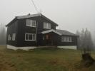 Et hvetebollekast fra Sinober sportsstue ligger Nydalshytta, nå DNT-hytte til le